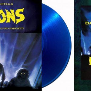 Demons Blue Vinyl