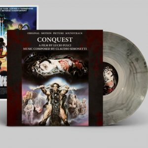 Conquest Original Soundtrack Vinyl
