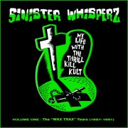 Sinister Whisperz - CD