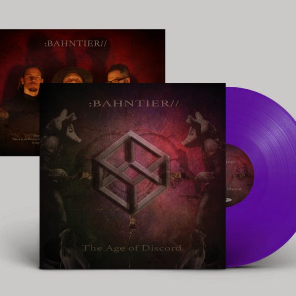 The Age Of Discord Limited Colored Vinyl