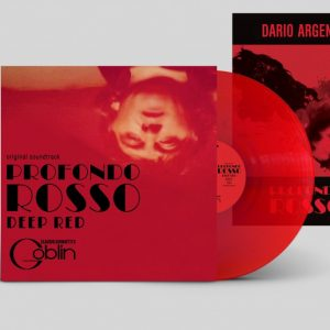 Profondo Rosso / Deep Red Limited Colored Vinyl