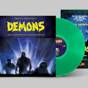 Demons Original Soundtrack - Limited Green Vomit Vinyl