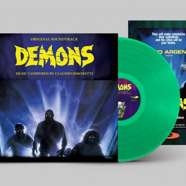 Demons Green Vinyl
