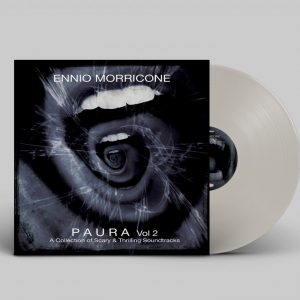 Paura Vol.2 A collection of Scary & Thrilling Soundtracks Vinyl