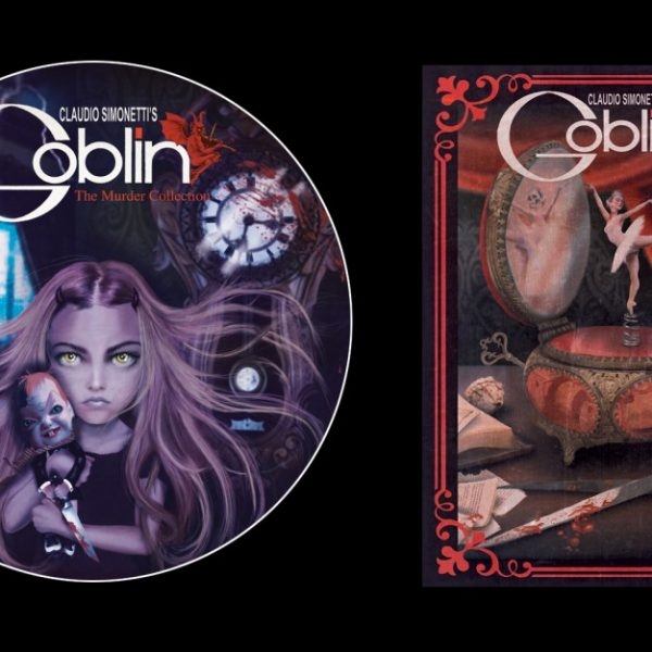Murder Collection Limited Picture Disc
