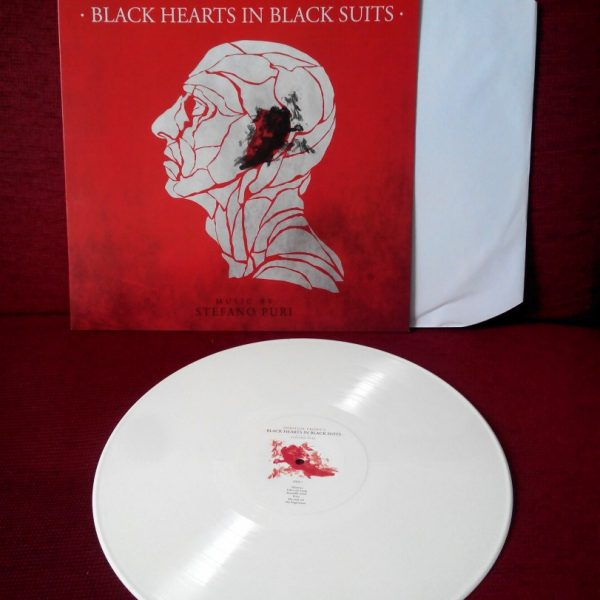 vinyl-opBlack Hearts In Black Suits - Limited Colored Lp