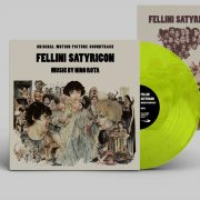 Fellini Satyricon - Limited Colored Vinyl