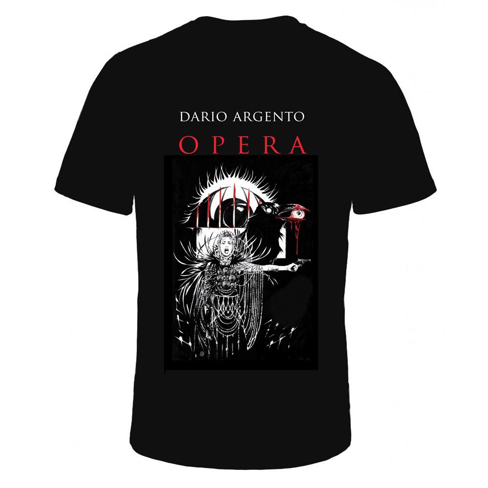 Dario Argento Opera Tshirt Rustblade