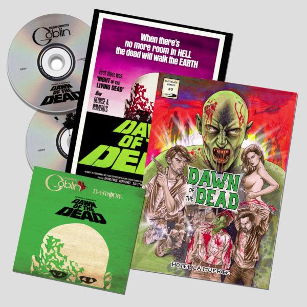 comic cd preview dawn