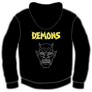 felpa demons