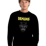 felpa modello demons