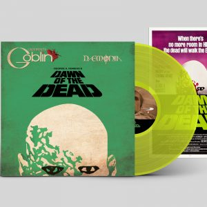 dawn of the dead lime vinyl