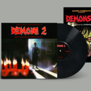 DEMONI 2 SOUNDTRACK - VINYL + POSTER ( PREORDER OUT IN JUNE 2019)