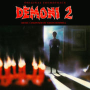 DEMONI 2  Soundtrack CD (PREORDER OUT IN JUNE 2019)