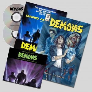 comic cd demons