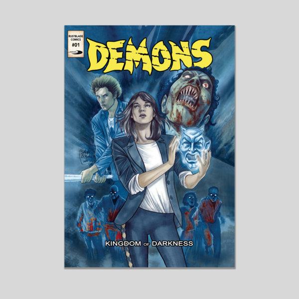 demoni comic only