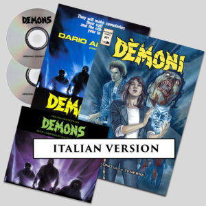 demoni fumetto preview ITA
