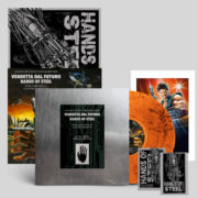 Hands of Steel - Vendetta Dal futuro - Soundtrack - Limited Steel Box (PREORDER OUT ON 21 FEBBRUARY)