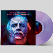 The Way Of Darkness - A tribute to JOHN CARPENTER - Limited Vinyl