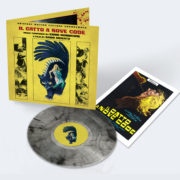 l Gatto a Nove Code - Soundtrack - Deluxe Vinyl - 50th Anniversary (PREORDER OUT ON 15 OCTOBER)